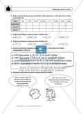 Übungsaufgaben mit Hinweisen und Lösungen für die Schülerinnen und Schüler zum Thema: