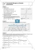 Aufgaben mit Lösungen rund um die Konstruktion von Vierecken als Grundlage für die ebene Geometrie. Preview 5