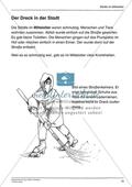 Städte im Mittelalter: Unterrichtseinheit Preview 10