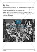 Entstehung der Stadt im Mittelalter: Arbeitsmaterial mit Lösung Preview 2