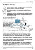 Das Bäckerhandwerk im Mittelalter: Arbeitsmaterial mit Lösung Preview 1