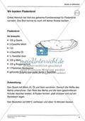 Das Bäckerhandwerk im Mittelalter: Arbeitsmaterial mit Lösung Preview 5