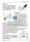 Burgen im Mittelalter: Unterrichtseinheit Preview 2