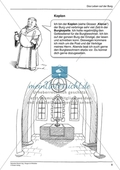 Burgen im Mittelalter: Unterrichtseinheit Preview 8