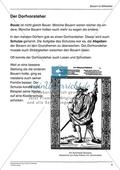Bauern im Mittelalter: Unterrichtseinheit Preview 5