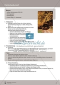 Herbstlandschaft - Landschaften im Kunstunterricht in den Klassen 8-10: Ein Projekt. Mit Hinweisen für Lehrkräfte und zur Durchführung im Unterricht. Preview 2