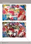 Herbstlandschaft - Landschaften im Kunstunterricht in den Klassen 8-10: Ein Projekt. Mit Hinweisen für Lehrkräfte und zur Durchführung im Unterricht. Preview 3