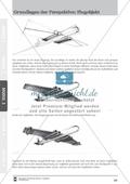 Grundlagen der Perspektive: ein Flugobjekt zeichnen - Einsatz von Hell/Dunkel-Werten Preview 1
