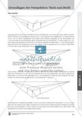 Grundlagen der Perspektive: einen Tisch zeichnen Preview 1