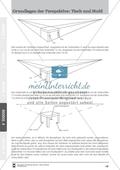 Grundlagen der Perspektive: einen Tisch zeichnen Preview 2