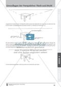 Grundlagen der Perspektive: einen Tisch zeichnen Preview 3