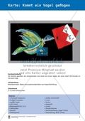 Kreative Kunst-Projekte - Verschiedene Techniken: Eine originelle Unterrichtseinheit für 2 bis 3 Stunden. GESAMT. Preview 3
