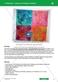 frottage, farbliches gestalten, Collage