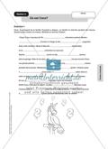 Stationenlernen: passé composé - Stationen 1-2: Reguläre Bildung durch Schreiben und Ausfüllen eines Lückentexts. Preview 2