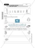 Französisch, Didaktik, Grammatik, Übungsformen, Adjektiv, vergleichen, Komparativ, Adjektive