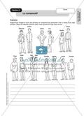 Stationenlernen zu Adjektiven und Adverbien: Stationen 4-6 - Der Komparativ und Superlativ (auch