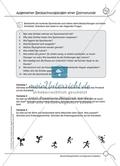 Aufgaben für Turnbeutelvergesser: Eine Sportstunde beobachten. Preview 1