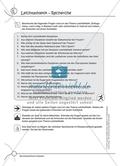 Aufgaben für Turnbeutelvergesser: Ein Leichtathletik Quiz erstellen und einen Lückentext ergänzen. Mit Lösungen. Preview 1