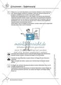Aufgaben für Turnbeutelvergesser: Eine Kurzpräsentation über Schwimmstile halten und einen Regelkatalog für den Schwimmunterricht erstellen. Mit Rechercheaufgabe. Preview 2