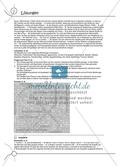 Aufgaben für Turnbeutelvergesser: Ein Quiz zum Thema Handball vorbereiten und einen Lückentext ausfüllen. Mit Lösungen. Preview 4