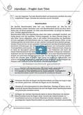 Aufgaben für Turnbeutelvergesser: Die Regeln des Beachhandball kennen lernen und ein Handball Wortgitter lösen. Mit Lösungen. Preview 1