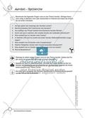 Aufgaben für Turnbeutelvergesser: Ein Aerobic Quiz entwickeln und einen Lückentext ergänzen. Mit Lösungen. Preview 1