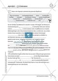 Aufgaben für Turnbeutelvergesser: Ein Aerobic Quiz entwickeln und einen Lückentext ergänzen. Mit Lösungen. Preview 2