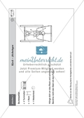 Sport an Stationen: Stützen und hängen an Reck und Co. (leicht - mittel). Mit Arbeitsblättern. Preview 3