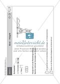 Sport an Stationen: Stützen und hängen an Reck und Co. (leicht - mittel). Mit Arbeitsblättern. Preview 4