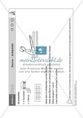 Sport an Stationen: Hangeln und schwingen an Barren und Co. (leicht - mittel). Mit Arbeitsblättern. Preview 3