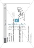 Sport an Stationen: Springen und hüpfen auf Trampolin und Co. (leicht - mittel). Mit Arbeitsblättern. Preview 1