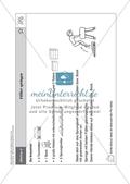 Sport an Stationen: Springen und hüpfen auf Trampolin und Co. (leicht - mittel). Mit Arbeitsblättern. Preview 2