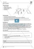 Vertretungsstunde Sport: Ballspiele. Mit didaktischen Erläuterungen. Preview 3