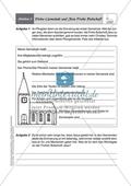 Stationenlernen: Feste und Feiertage in der Evangelischen Religion