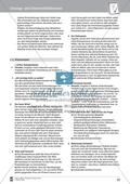 Willensfreiheit: Ein Vergleich der Position von A. Schopenhauer und F. Savater. Mit Arbeitsblättern und Lösungen. Preview 7