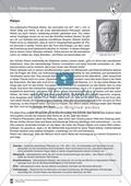 Erkenntnistheorie: Platons Höhlengleichnis. Mit Arbeitsblättern. Preview 1