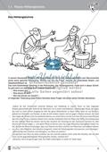 Erkenntnistheorie: Platons Höhlengleichnis. Mit Arbeitsblättern. Preview 2