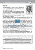 Erkenntnistheorie: Empirismus - John Locke und die weiße Wand. Mit Arbeitsblättern und Lösungen. Preview 1