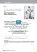 Mensch und Gesellschaft: Einführung in das Verständnis von Gerechtigkeit und Chancengleichheit. Mit Arbeitsblättern und Lösungen. Preview 2