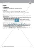 Mensch und Gesellschaft: Einführung in das Verständnis von Gerechtigkeit und Chancengleichheit. Mit Arbeitsblättern und Lösungen. Preview 4