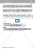 Mensch und Gesellschaft: Einführung in die Bedeutung von Eigentum und individuellen Wertvorstellungen. Mit Arbeitsblättern und Lösungen. Preview 2