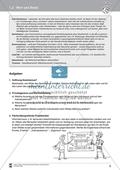 Mensch und Gesellschaft: Einführung in die Bedeutung von Eigentum und individuellen Wertvorstellungen. Mit Arbeitsblättern und Lösungen. Preview 4