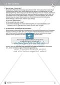 Mensch und Gesellschaft: Einführung in die Bedeutung von Eigentum und individuellen Wertvorstellungen. Mit Arbeitsblättern und Lösungen. Preview 5