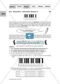 Musik, Bausteine, Elemente, Material, Klangmaterial, Notation, notenlesen, Ton