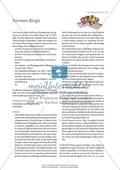 Crossover Englisch - Latein: Erläuterung von Übungen zur Formengrammatik Preview 1