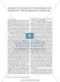 Die Angst vor Weltuntergang und Weltgericht - Die apokalyptische Erwartung: Weltgericht im Judentum und Christentum Preview 1