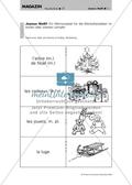 Joyeux Noel - Memorykarten mit Vokabeln und Bildern zum Thema Weihnachten Preview 1