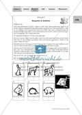 Spielfeld,-figuren, Regeln und Lösungen zum Wissensstand in den Bereichen Landeskunde, Lexik und Grammatik für Lernanfänger. Preview 1