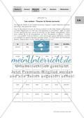Atelier 7: Les verbes – Trouver la forme correcte / Fiche de révision Preview 1