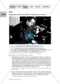 Au revoir les enfants - Arbeitsblatt mit Aufgaben zum Vergleich der Biographie Louis Malles und der Filmfigur Julien Quentin Preview 1